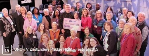 UNC-TV EastEnders Pledge Night - Festival 2015 - March 15, 2015